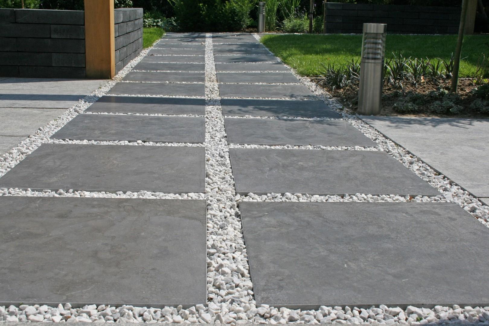 Hardsteen gezoet 100x100x3