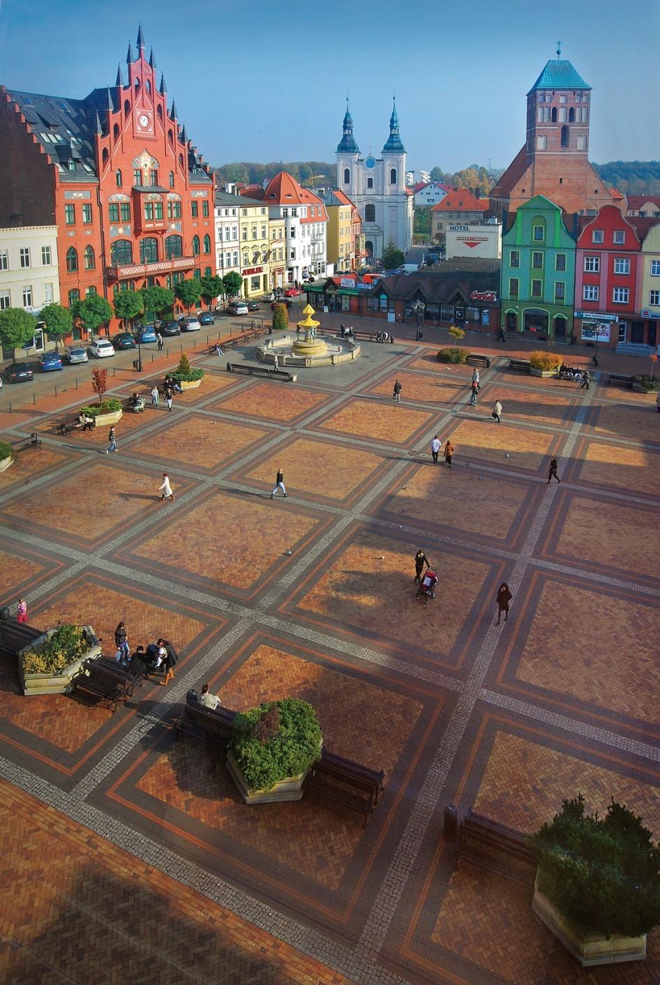 Herbstlaub, Recker-bunt, Mitternachtsblau,Chojnice-Polen