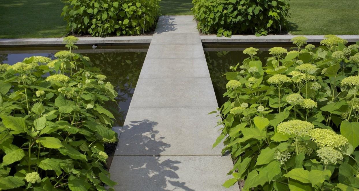Tuin met vijver (3)