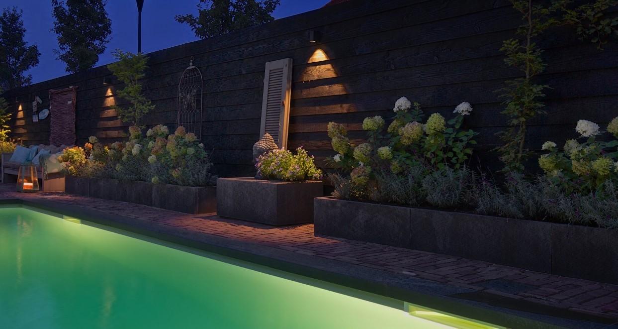 Tuin met zwembad (4)