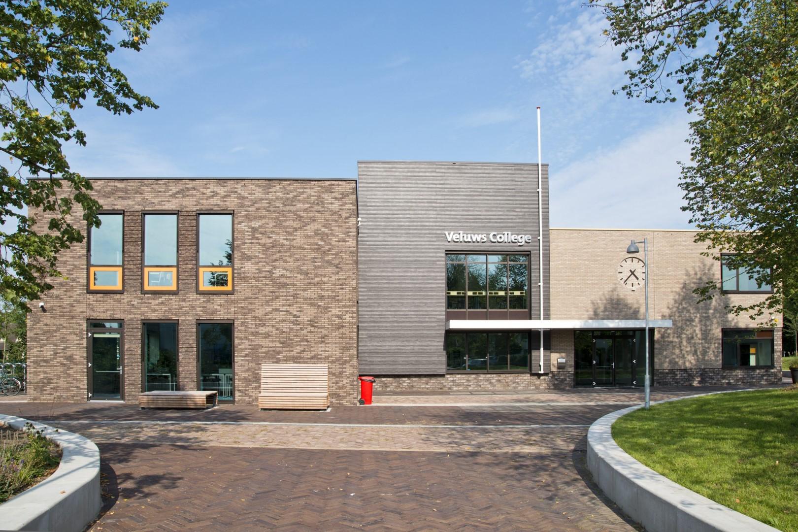 Veluws College Twello gebouw